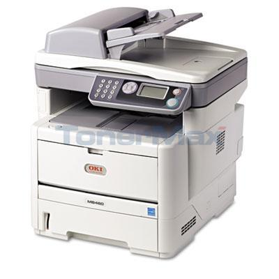 Okidata MB470 MFP